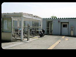 馬入ふれあい公園サイクルセンター