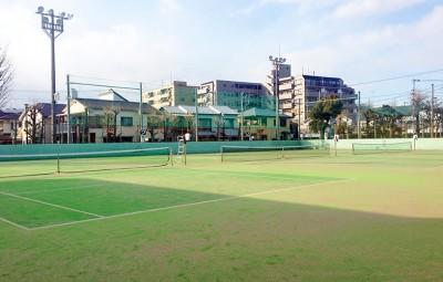 潮田公園テニスコート画像_1