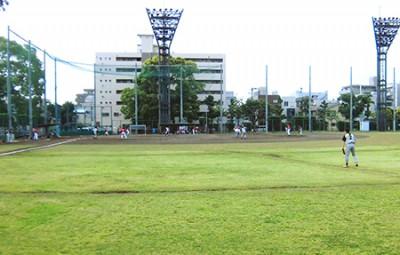 潮田公園野球場画像_1