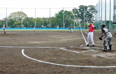 潮田公園野球場画像_2