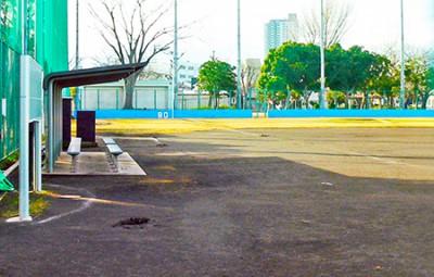 潮田公園野球場画像_3