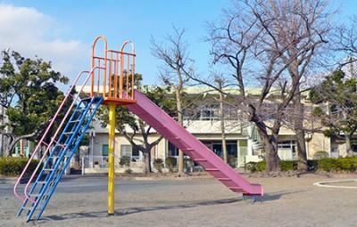 潮田公園遊具広場画像_3