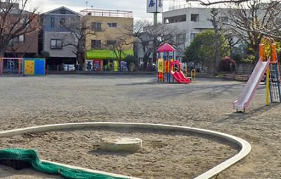 潮田公園遊具広場画像_5