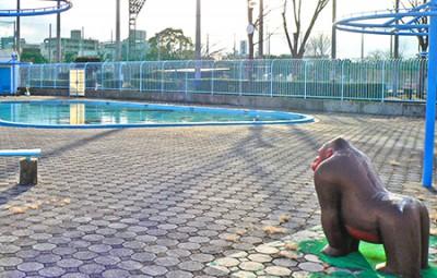 潮田公園プール画像3
