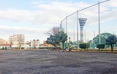 潮田公園自由広場画像_1