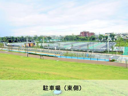 駐車場(東側)
